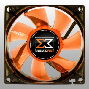 XLF-F8253 (Orange w/ White LED)