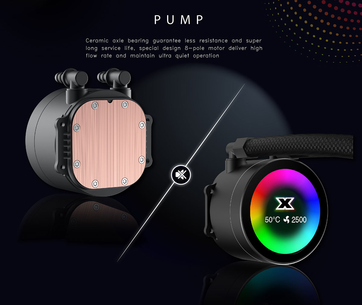 Xigmatek FROZR-O 240 AIO CPU Liquid Cooler 15